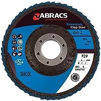 Abracs ABFZ125B060 Pro zirkonbricka, 125 mm x 22 mm x 60 g, 100 stycken