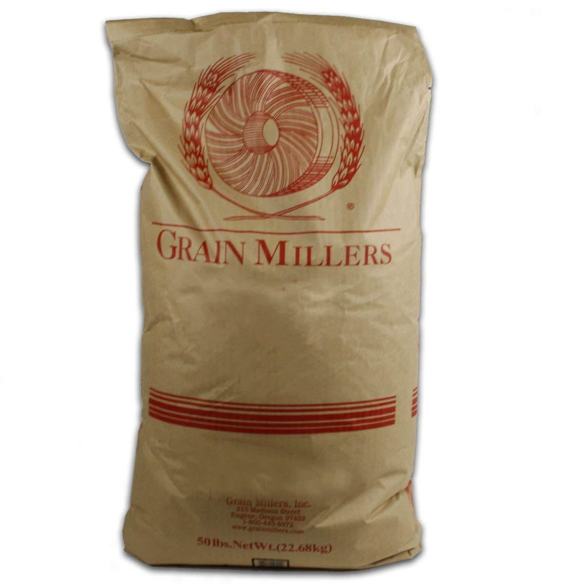Grain Millers Oat Flour - 50 lb Bag