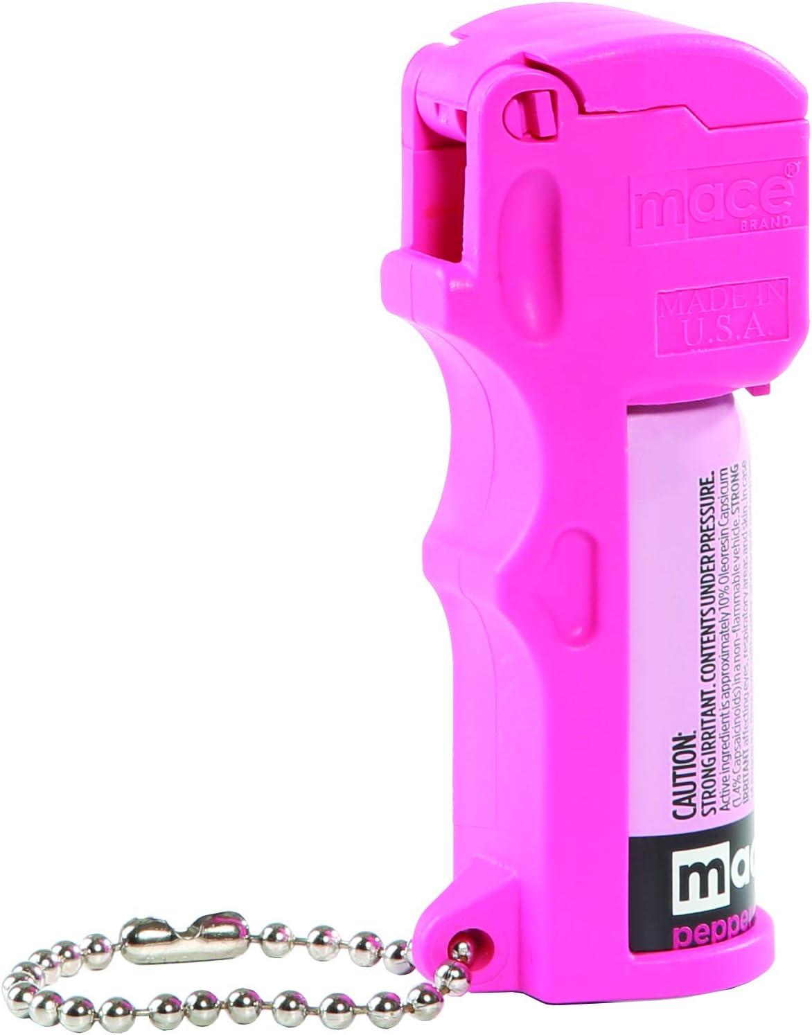 Amazon Com Mace Brand Self Defense Mace Pepper Spray 10 Spray