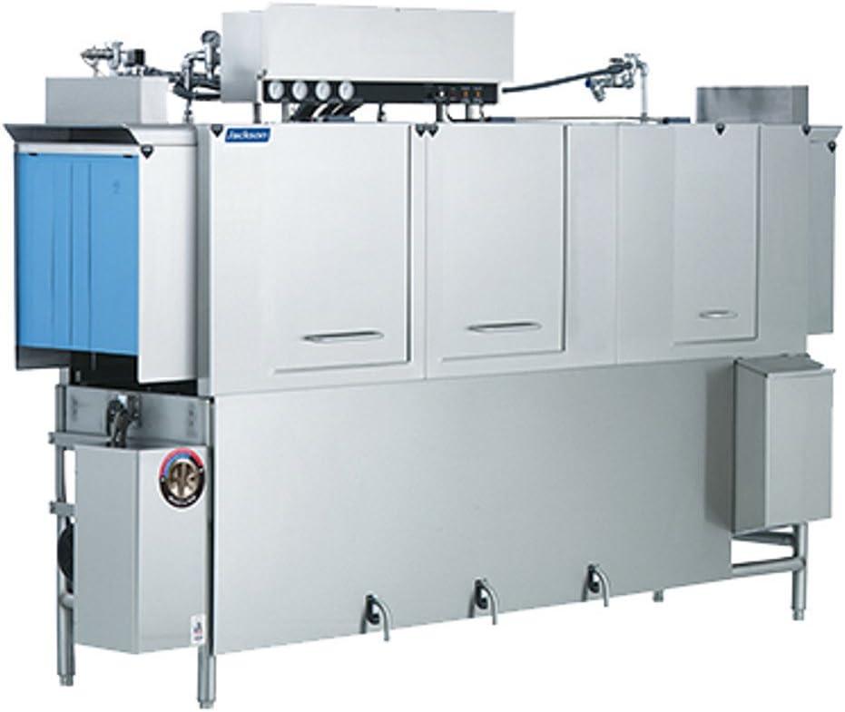 B00IV4GWJU Jackson AJ-100CS 287 Racks An Hour High Temp Conveyor Dishwasher 61JdqDMXynL.SL1000_