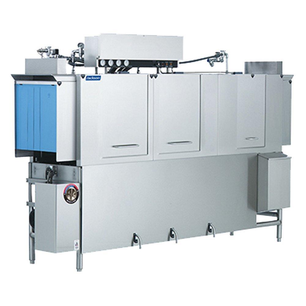 Jackson AJ-100CGP 287 Racks An Hour High Temp Conveyor Dishwasher by Jackson
