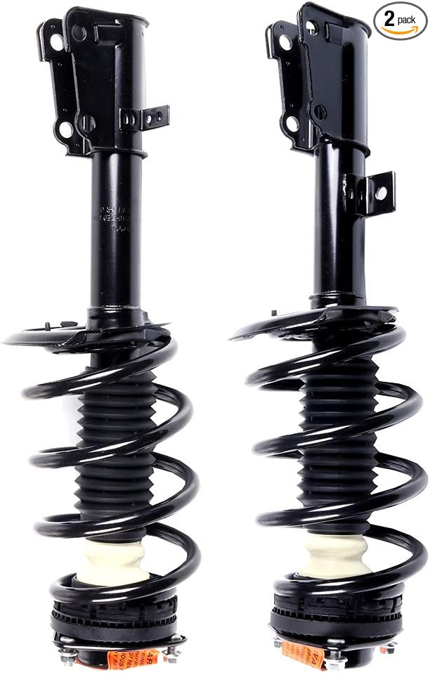 Rear Right Complete Struts Assembly with Spring Suspension Struts for 2011-2016 Dodge Journey