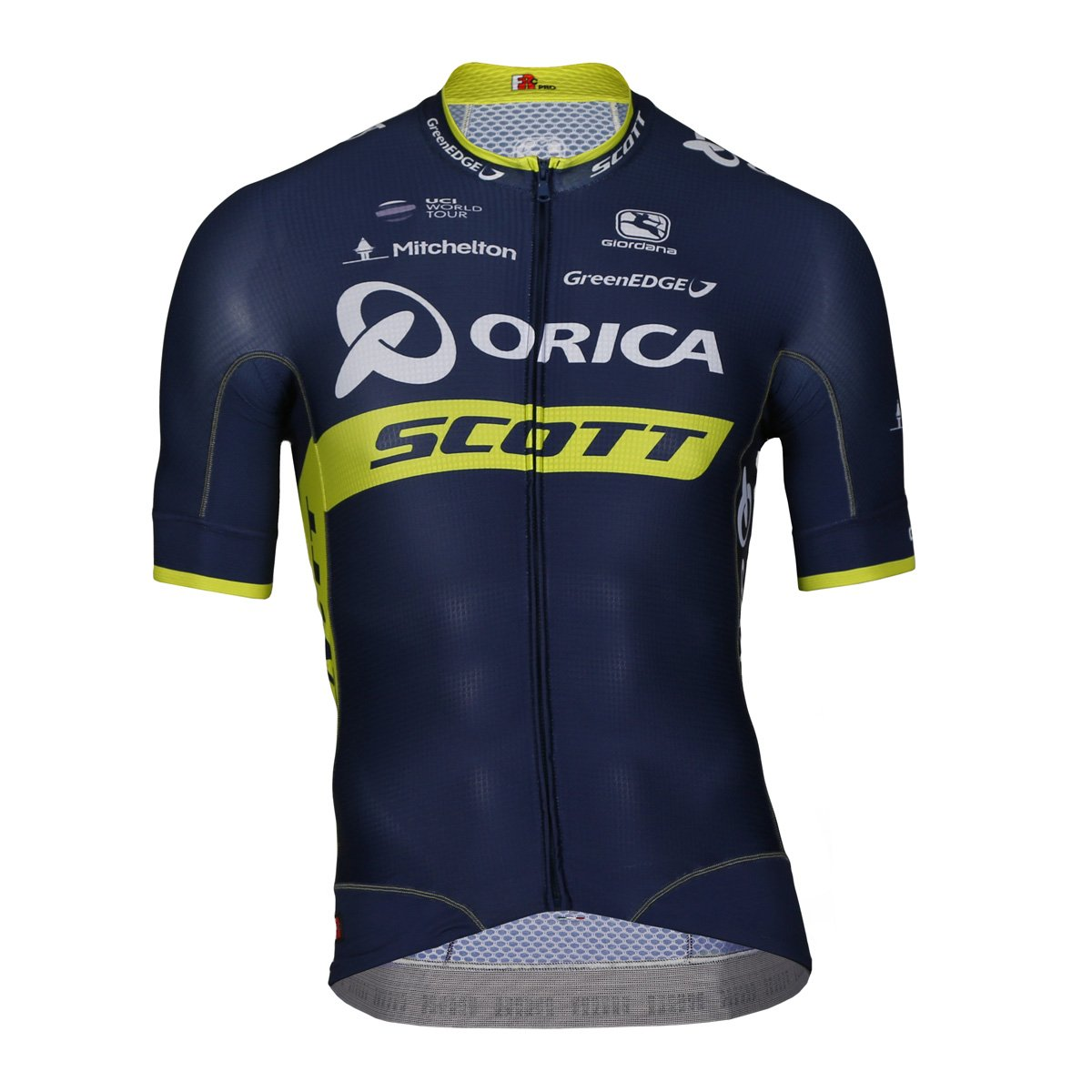 Giordana fr-c Pro Orica Team Jersey – Men 's X-Large Orica B06XH25GVY
