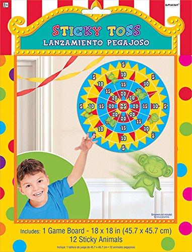 Amscan Party Supplies, Multicolor