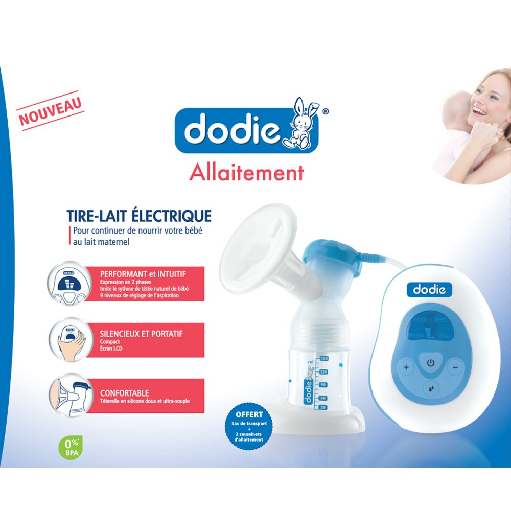 Dodie-Tire-lait /électrique