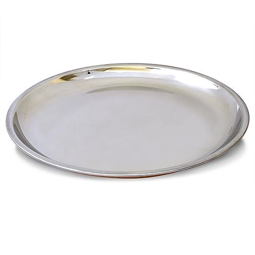 Dungri Indien Craft Copper Platte Servierware Indischen