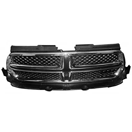 Amazon.com: OE Replacement 2011-2013 DODGE DURANGO Grille (Partslink Number CH1200360): Automotive