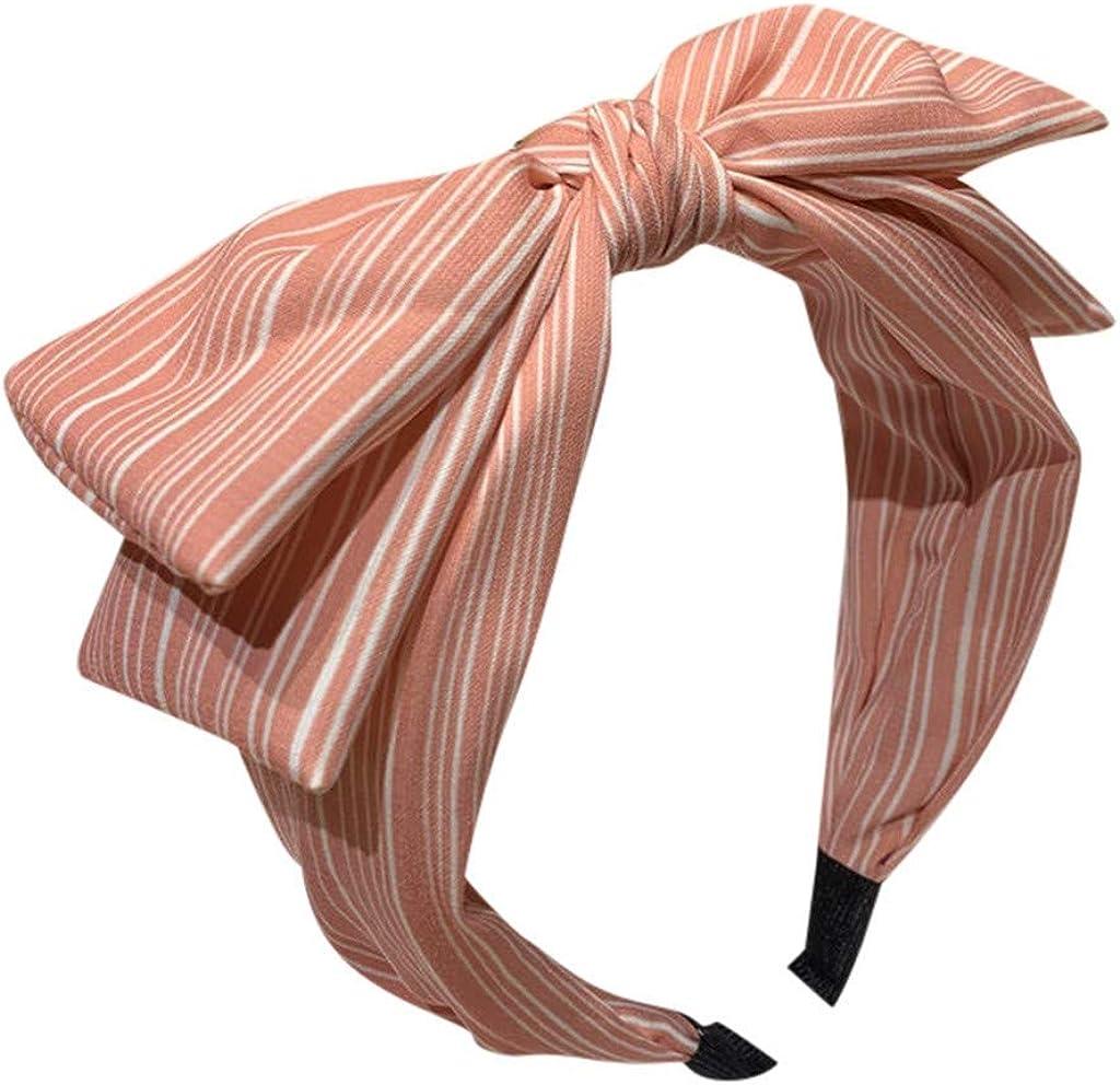 LARNOR Ladies Simple Bow...