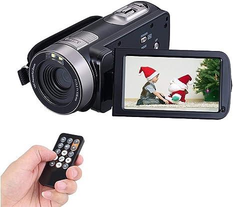 Cámara de videocámara Full HD 1080p 24.0MP cámara Web Zoom Digital ...