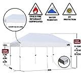 Eurmax 10'x20' Ez Pop Up Canopy Tent Commercial