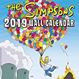 The Simpsons Wall Calendar (2019)