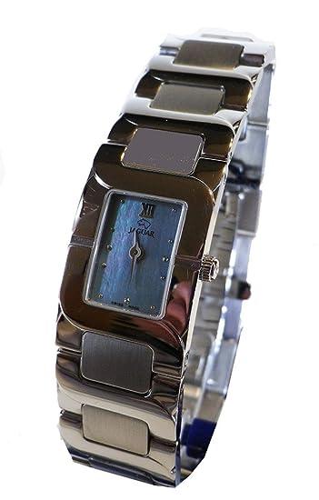 Reloj Jaguar Acero Mujer