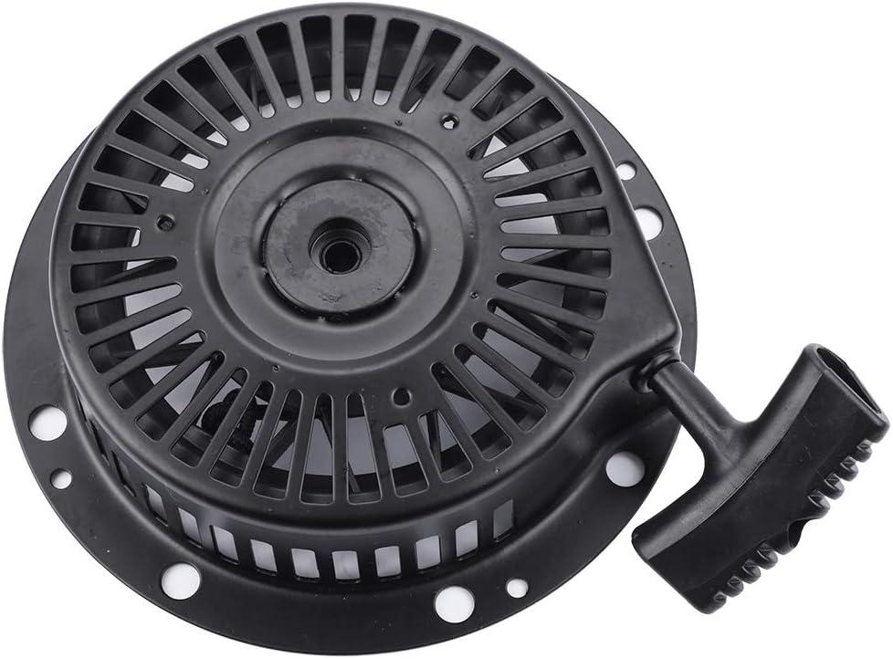 Dalom 590704 Recoil Starter Assembly for Tecumseh HM80 HM100 OHH45 OHH50 OHH55 OHH60 OHH65 OHV125 TVM195 TVM220 5.5HP 10HP Engine 590736 590746 590748 590748A 590671 590788