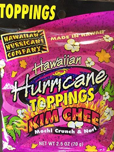 hawaiian popcorn toppings - 4