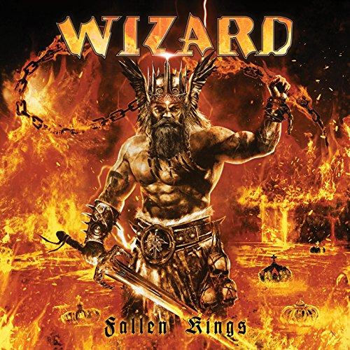 The Wizard - Fallen Kings (CD)