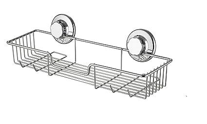 Merveilleux SANNO Bathroom Shower Caddy Bath Shelf Storage Combo Organizer, No Damage  Suction Cup,Rustproof
