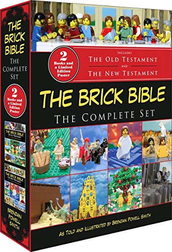 Pdf Bibles The Brick Bible: The Complete Set (Brick Bible Presents)