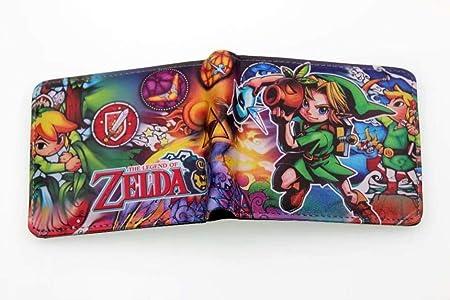 Pallima Billetera Wallet Purse Zelda Legend Short Cartera ...