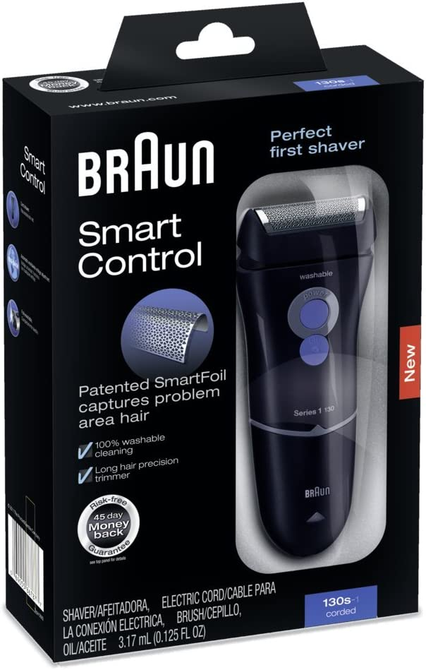 Braun Series 1 130s Mens Electric Foil Shaver / Eletric Razor ...
