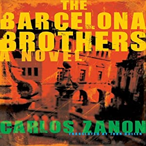 The Barcelona Brothers Audiobook