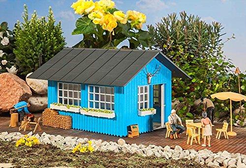 Pola 331788 Garden Hut Summerhouse G Scale Building - Hut G
