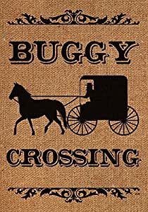 Buggy Crossing Flag