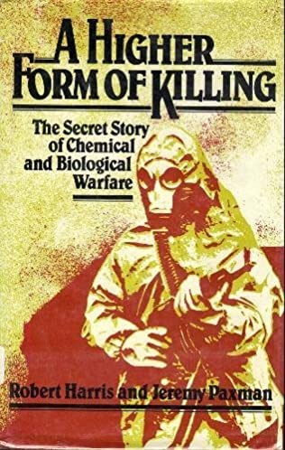 book cover of A Higher Form of Killing