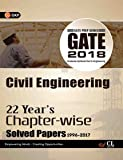 GATE Civil Engineering (22 Year's Chapter-Wise Solved Paper) 2018