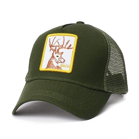 sdssup Gorra de béisbol Gorra de Bordado de Sombrero de Red de ...