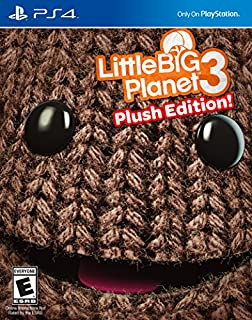 Little Big Planet 3 Plush Edition - PlayStation 4 (B00KVPC22I)   Amazon price tracker / tracking, Amazon price history charts, Amazon price watches, Amazon price drop alerts