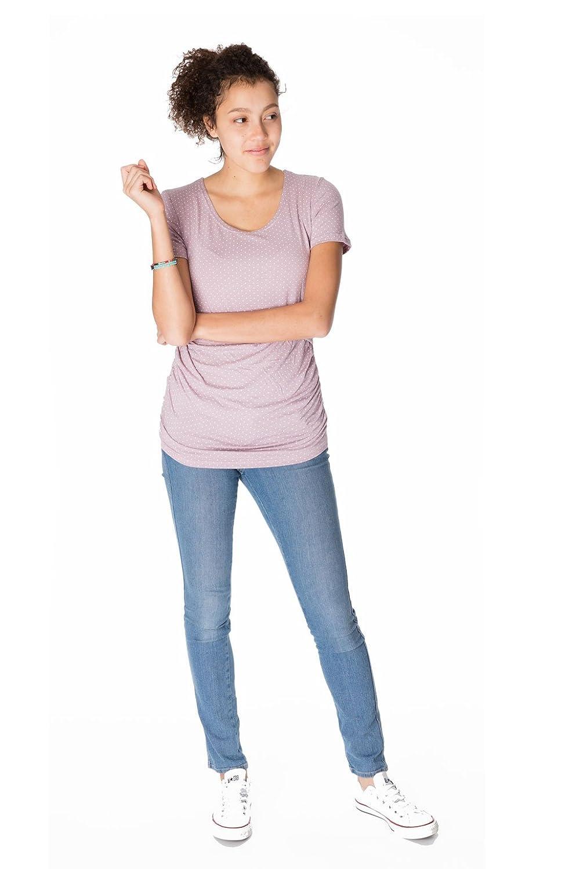 GoFuture Damen Umstandsshirt Stillshirt 3in1 Cara GF2001