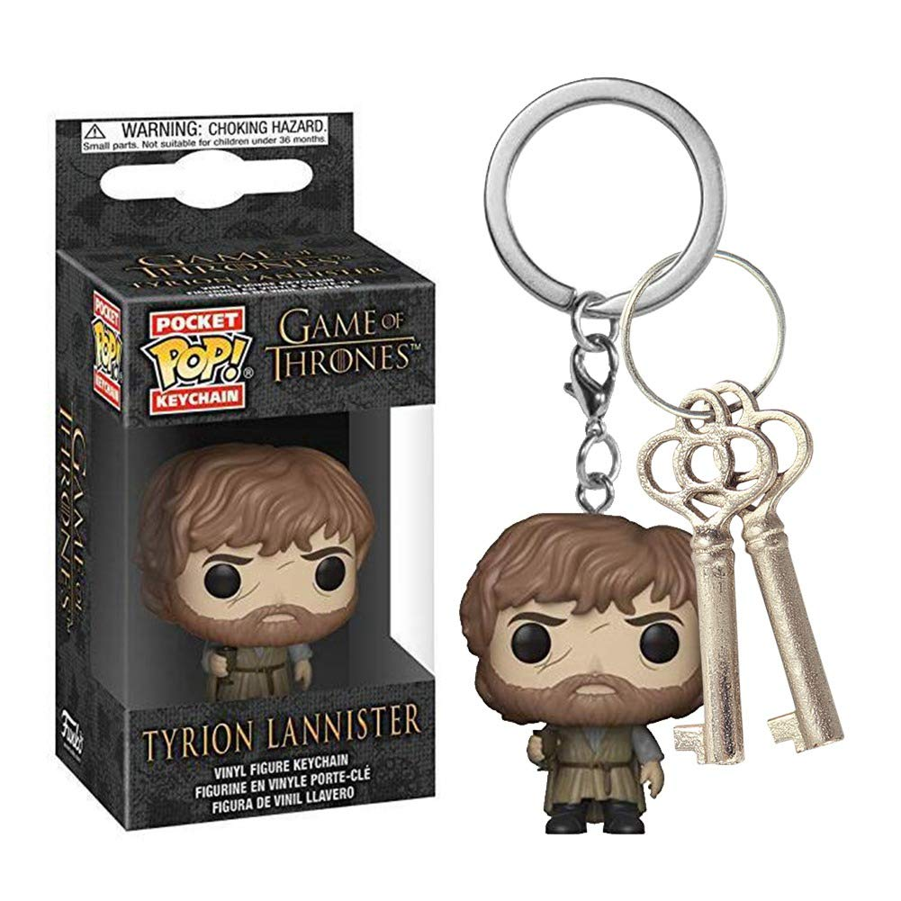 Amazon.com: Chutoral Dragon Dinosaur Keychain, Night King ...