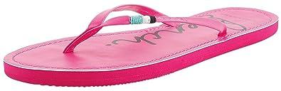 Bench Damen Zehentrenner PU Corp Pink, Größe:L