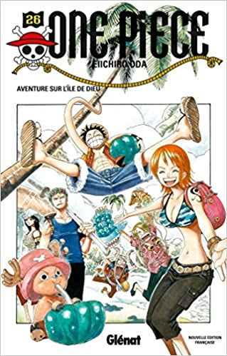 Amazon Com One Piece Edition Originale Vol 26 Aventure