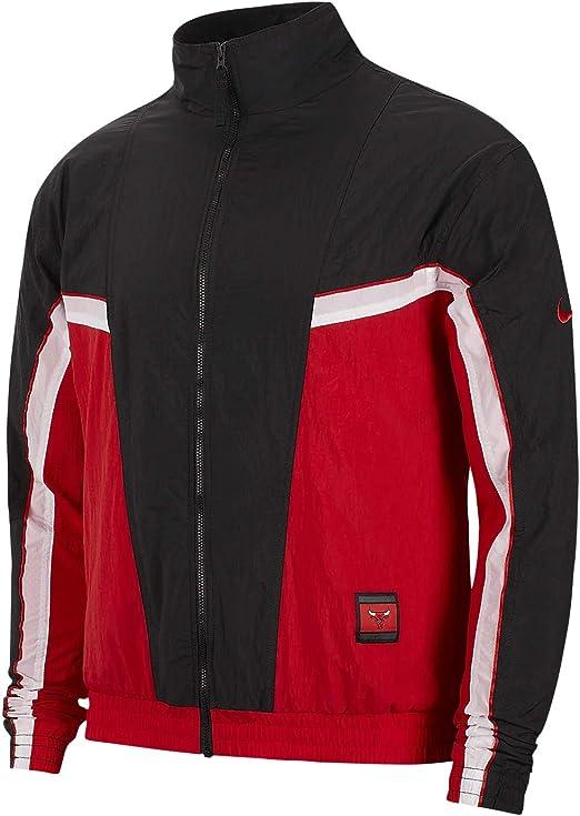 Destreza saldar Agnes Gray  Nike Chi Mens Tracksuit Jacket Crtsd Mens Ci1434-657 at Amazon ...