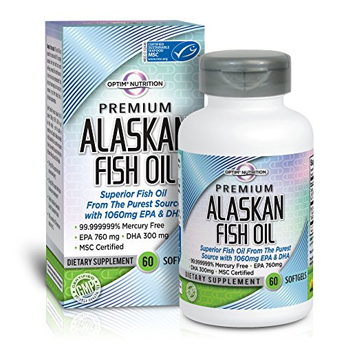 Best omega 3 fish oil pills supplements with 1060mg epa for Best quality fish oil