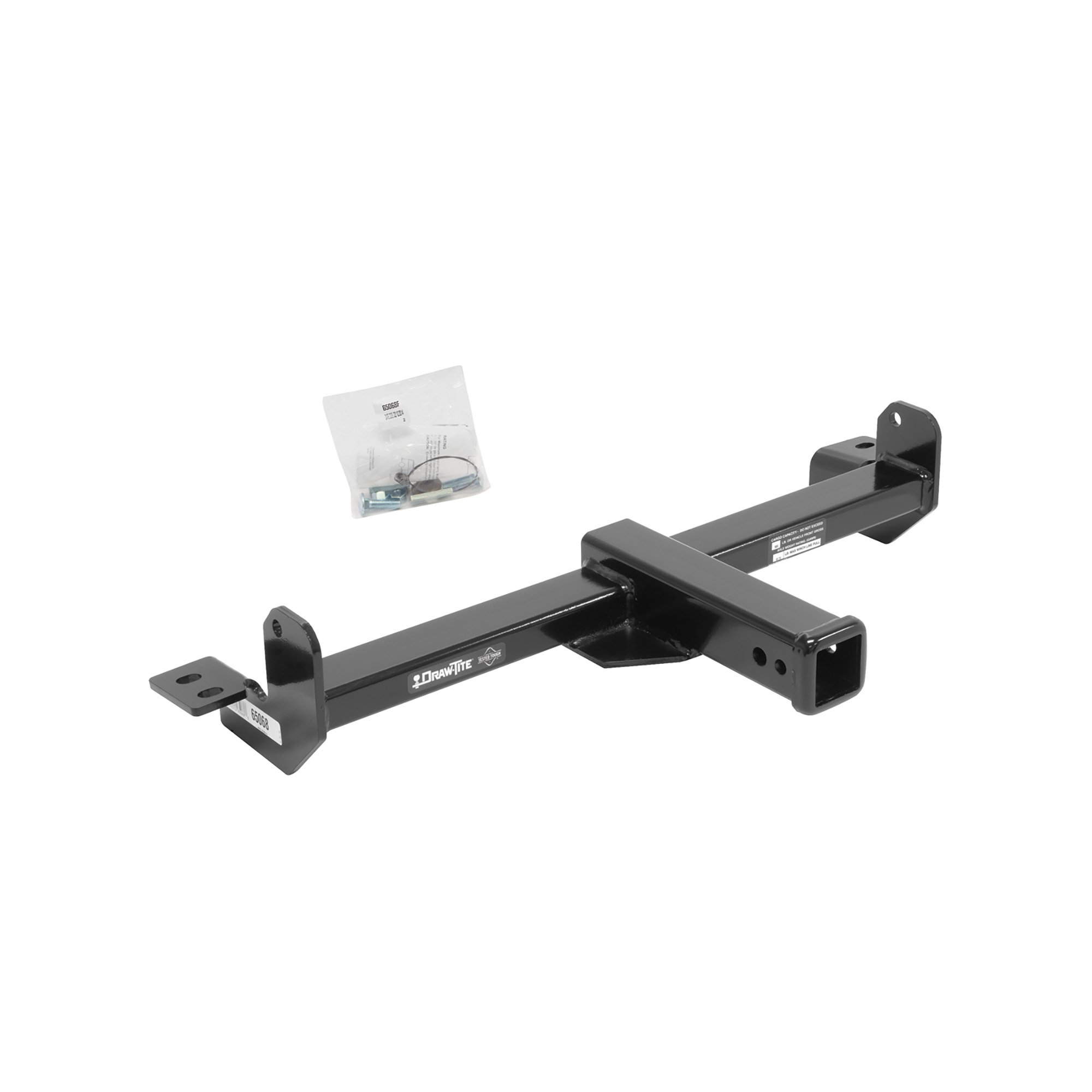 Draw-Tite 65078 Front Mount 2'' Square Receiver Opening by Draw-Tite