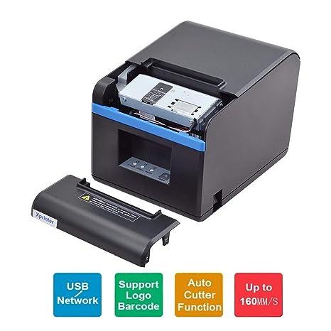 YC electronics Etiquetadoras Impresora térmica de Recibos de ...