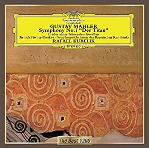 Symphony 1; Songs Of A Wayfarer