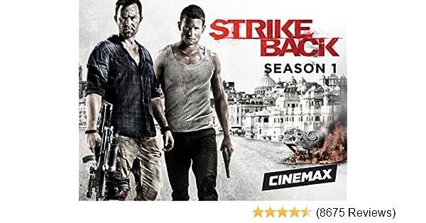 strike back s01