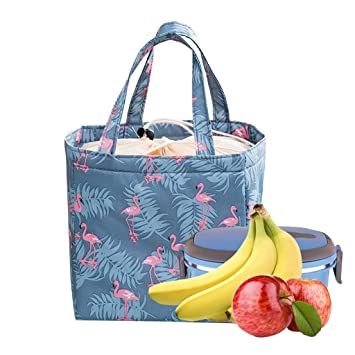 a few days away usa cheap sale latest Amazon.com : WDHome Flamingos Cooler Lunch Bag for Kids and ...