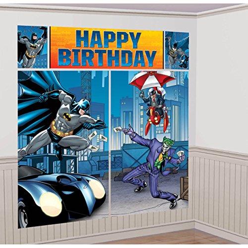 American Greetings Batman Wall (Supervillain Costume Ideas)