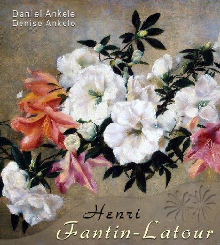 Painting Latour Fantin - Henri Fantin-Latour: 165+ Realist Paintings