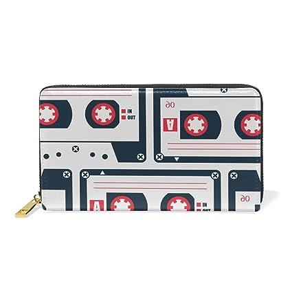COOSUN Cassette patrón de la Cinta de Cuero Genuino de Gran ...