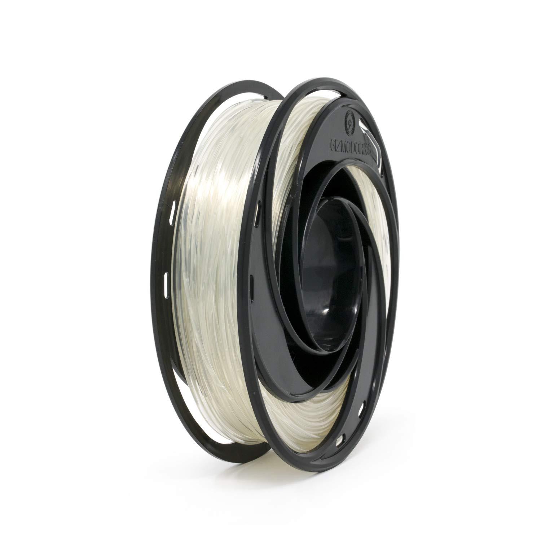 200g White Gizmo Dorks PETG Filament for 3D Printers 3mm 2.85mm