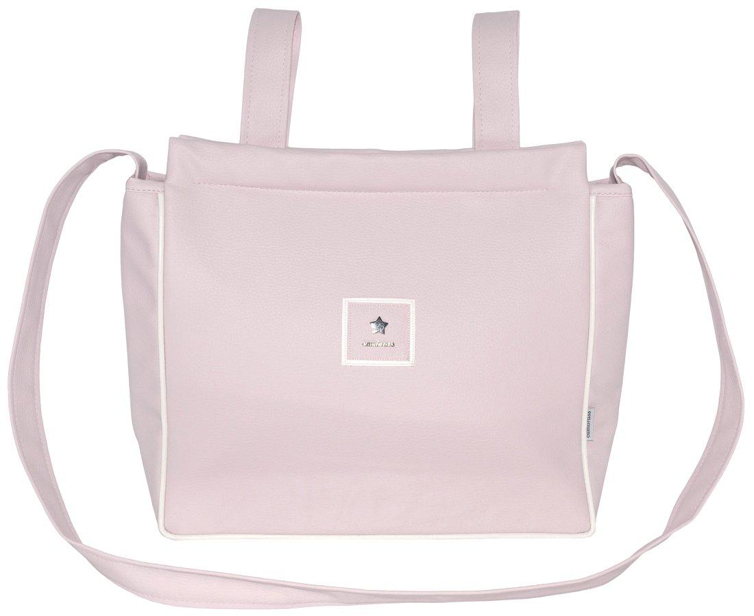color rosa Set de bolso cambiador Kalencom Elite Pizzazz Honeysuckle