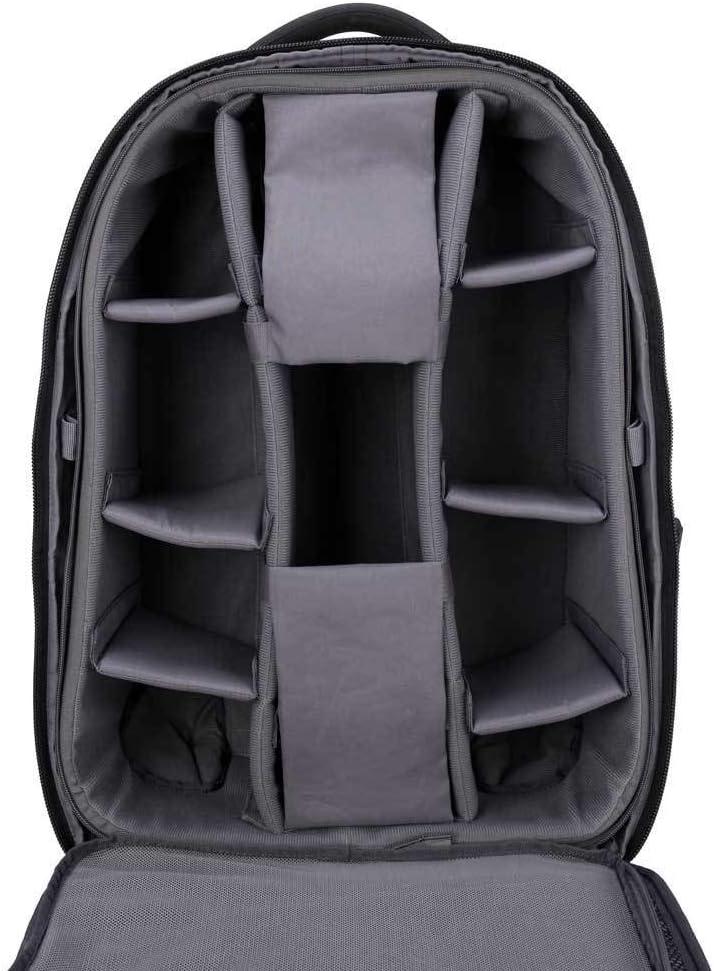 Backpack Promaster Rollerback Large Rolling Camera Bag