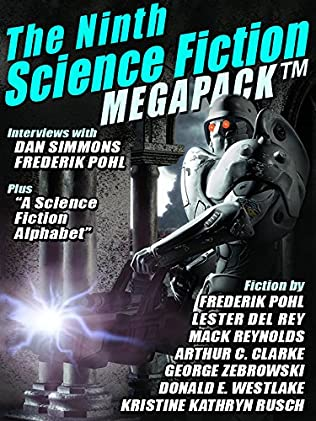 book cover of The Ninth Science Fiction Megapack