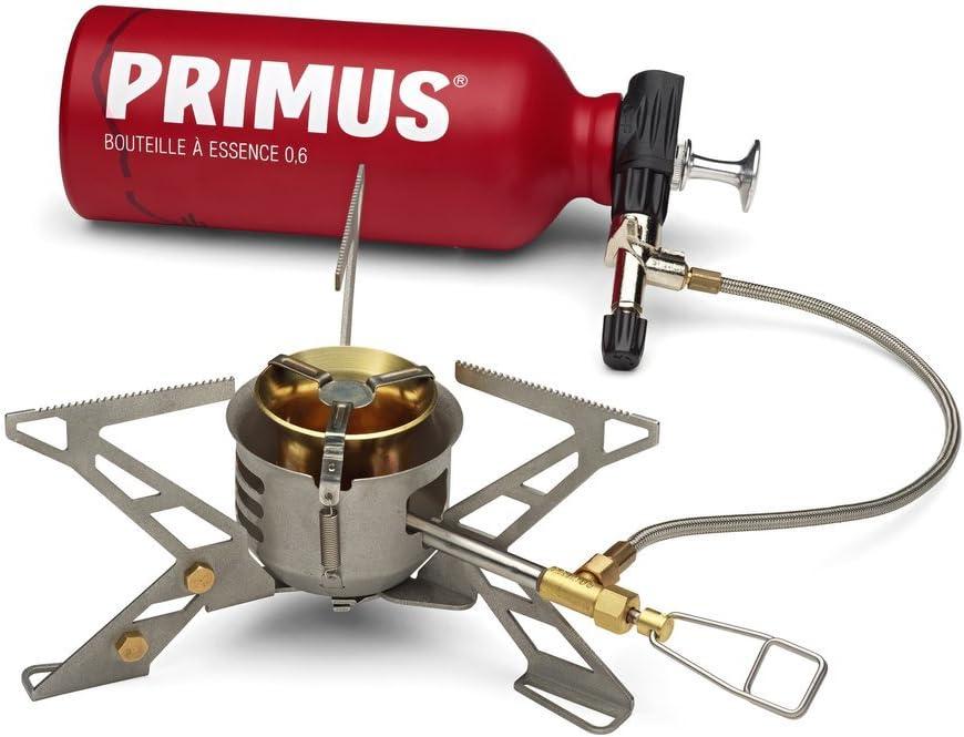 Primus - OmniFuel Stove with ErgoPump & Fuel Bottle