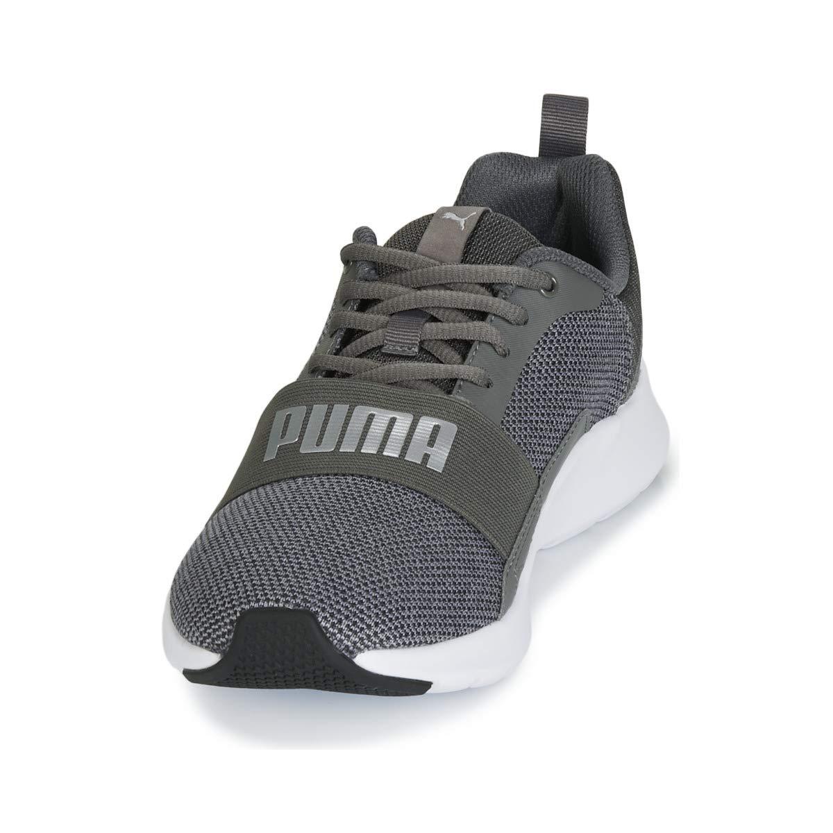 Puma Wired Sneakers basse nero   BrandAlley